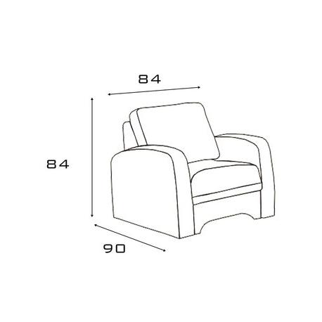 Кресло IMPULS gr2