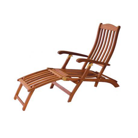 Cornis Steamer Chair