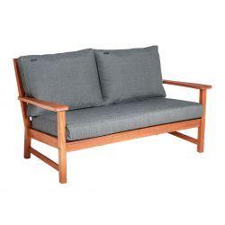Cornis Lounge Sofa W. Cush