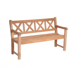 Mahogany Drachmann Bench 5ft