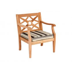 Heritage Lounge A Chair Clay Lilac