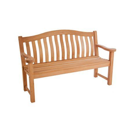 Mahogany Turnberry Bench 5ft