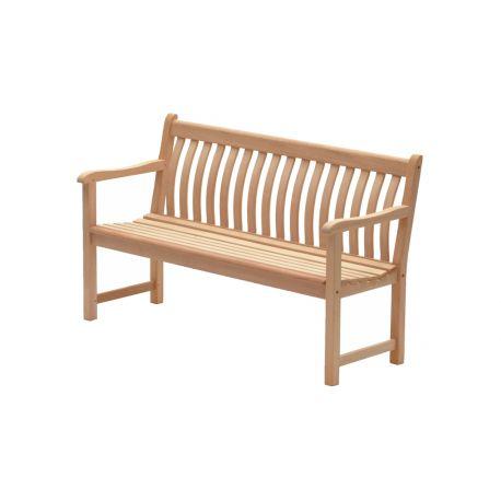 Mahogany Broadfield Bench 5ft