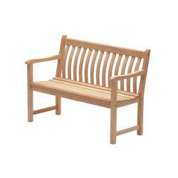 Mahogany Broadfield Bench 4ft