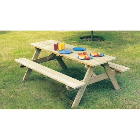 Pine Childrens Picnic Table