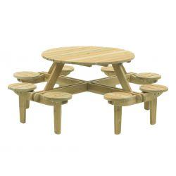 Сосновый стол Gleneagles с...