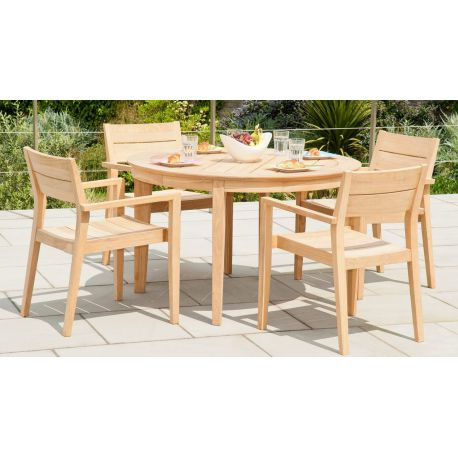 Roble Round Table 1.25m