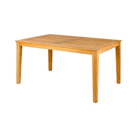 Roble Rect. Table 1.6m
