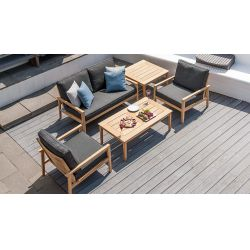Roble Coffee Table 1.2m