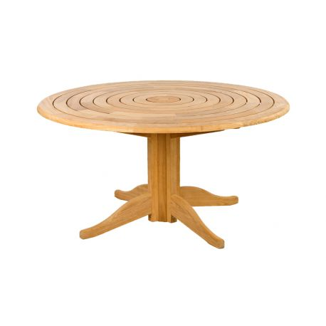 Roble Bengal Pedestal Table...