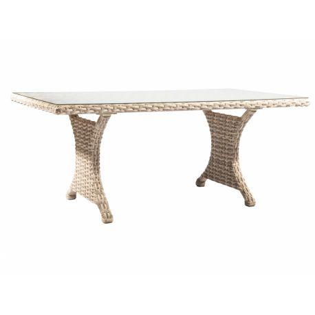 Kool Table Rectangular 1.8m X 1m W. Glass