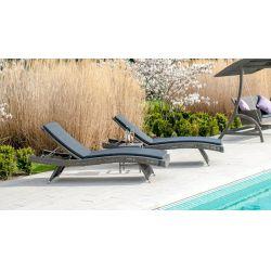 Monte Carlo Adjustable Sunbed
