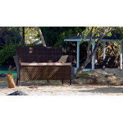 Ocean Wave Bench 4ft