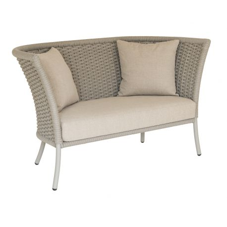 Cordial Sofa Square Top w/ Beige Rope
