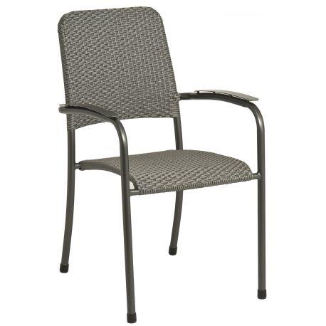 Portofino Woven Armchair