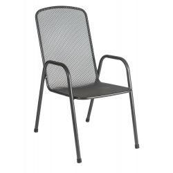 Portofino High Back Armchair