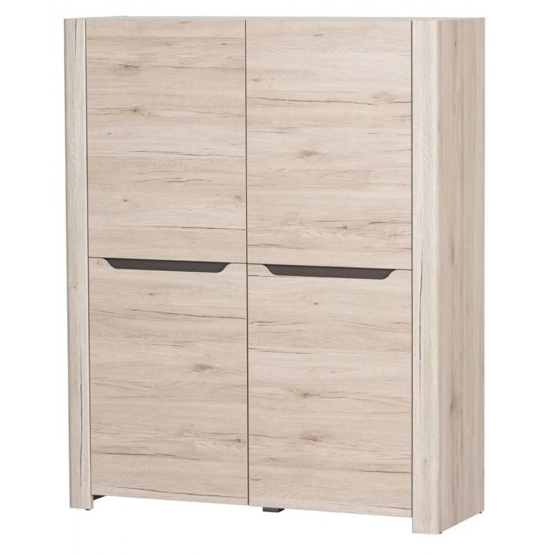 Collection Tre 1 door display unit R (optional lighting)