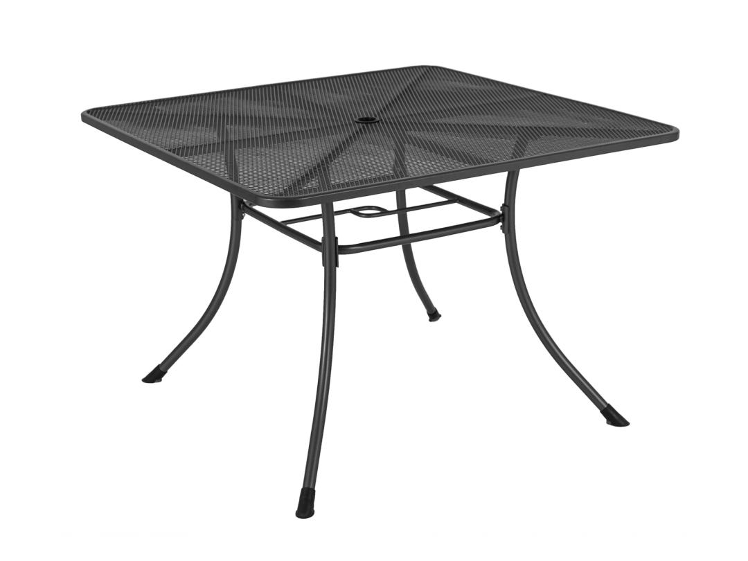 Tremendous Portofino Square Table 1 1Mx1 1M Strade Furniture For Creativecarmelina Interior Chair Design Creativecarmelinacom