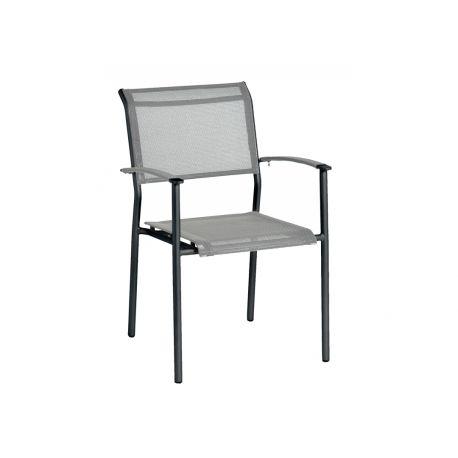 Portofino Lite Stacking Sling Armchair