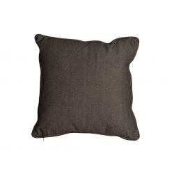 Polyester Scatter Cushion Charcoal