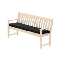 Olefin 5ft Cushion Charcoal