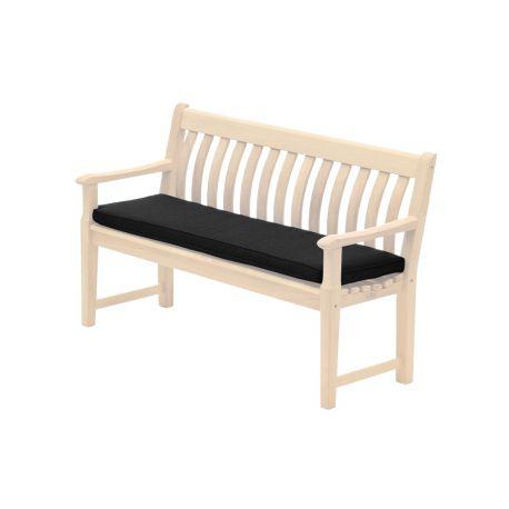 Olefin 4ft Cushion Charcoal
