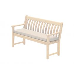 Olefin 4ft Cushion Oatmeal