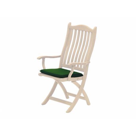 Olefin Seat Pad Green