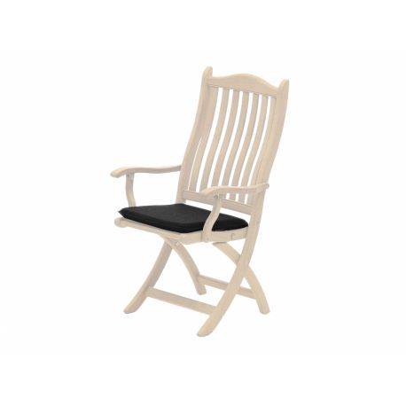 Olefin Seat Pad Chcoal