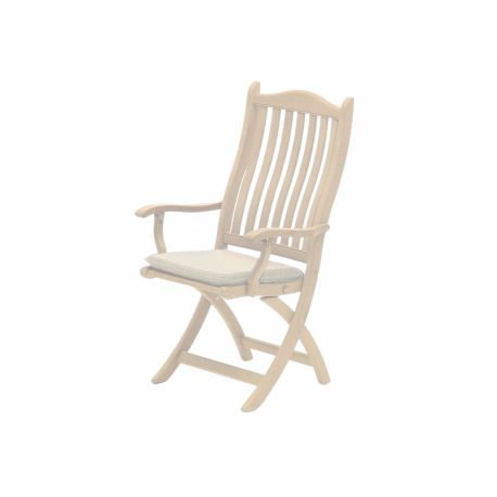 Olefin Seat Pad Oatmeal