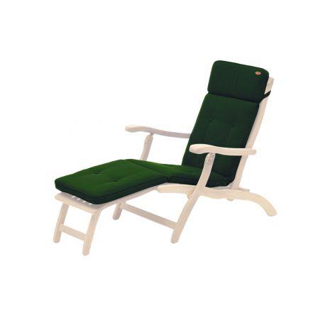 Olefin Steamer Cushion Green