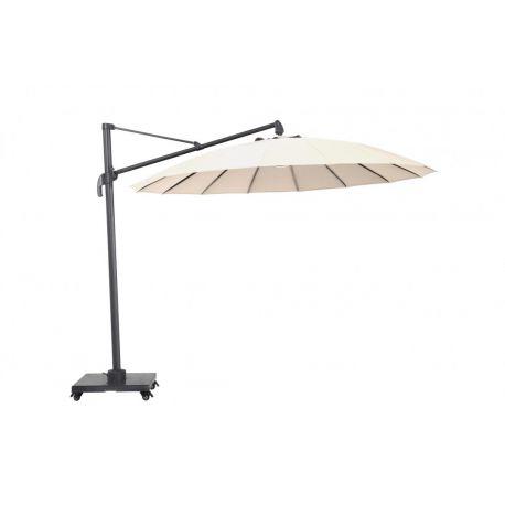Круглый алюминиевый зонт...