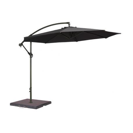 Круглый 3.0м Зонт Черный