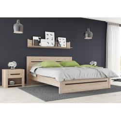 Kolekce Desjo, postel 160...