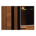 PORTI 11 right glass-fronted cabinet