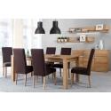 Kolekcja Torino krzesło tapicerowane (tkanina Cayenne lub Carabu HP)