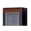 Collection Vievien 1 door display unit R (optional lighting)