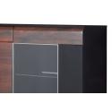 Collection Vievien 2 door wall display unit (optional lighting)