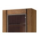 Collection Velvet 2 door display unit R (optional lighting)