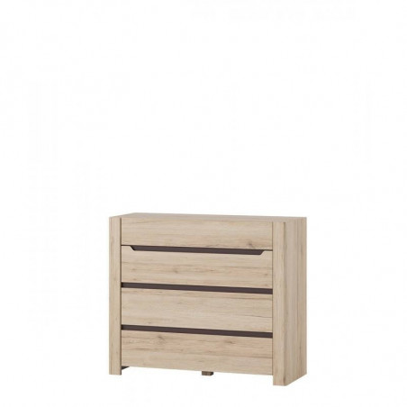 Collection Tre 1 door bookcase R