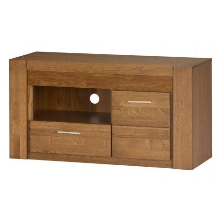 Collection Velvet 1 door, 1 drawer TV unit