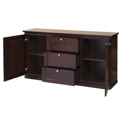 Grenada 47 2-door dresser with 3 drawers