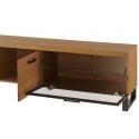 PRATTO 25 TV cabinet 2 door with flap