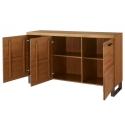 PRATTO 45 dresser 3-door