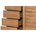 Montenegro 45 2 door sideboard with 4 drawers