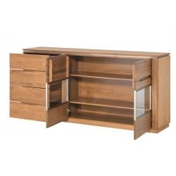 Montenegro 47, 2 door sideboard with 4 drawers