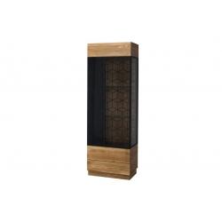 MOSAIC 10, 1 door display unit optional lighting