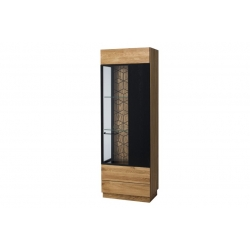 MOSAIC 11 1 door display unit optional lighting