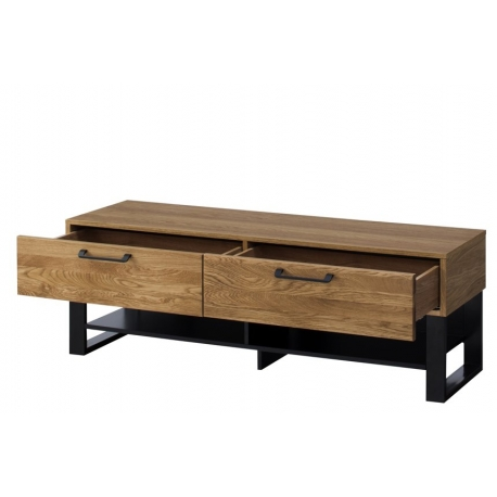 MOSAIC 24 TV unit with 2 drawers