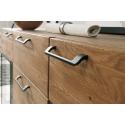 MOSAIC 47 2-doors sideboard with 4 drawers optional lighting
